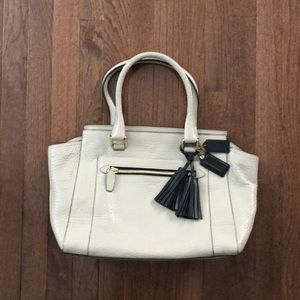 Coach Legacy Pebbled Leatger Tote